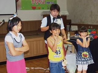 순복음은성교회 / 섬김의현장